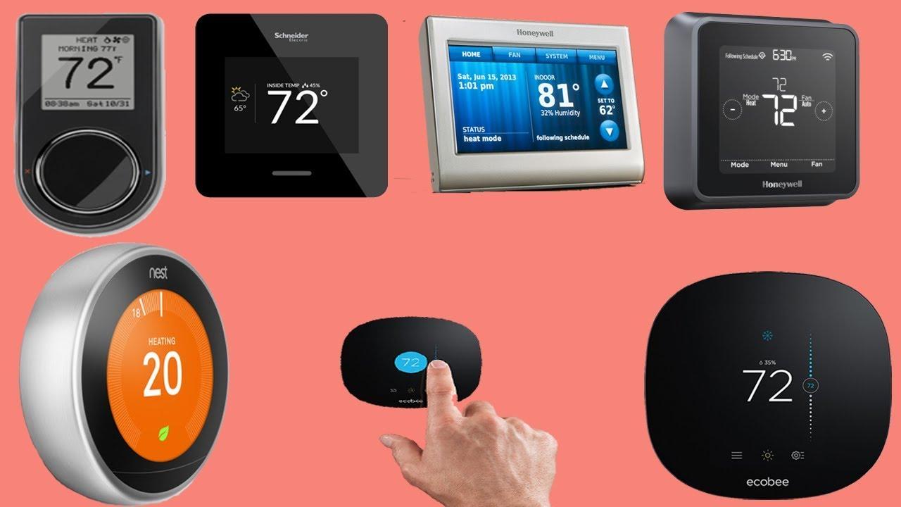 U0026quot Best Wifi Thermostat U201d Top 5 Reviews