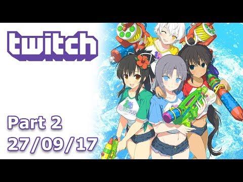 27/09/17 Stream Part 2 | Peach Beach Splash!