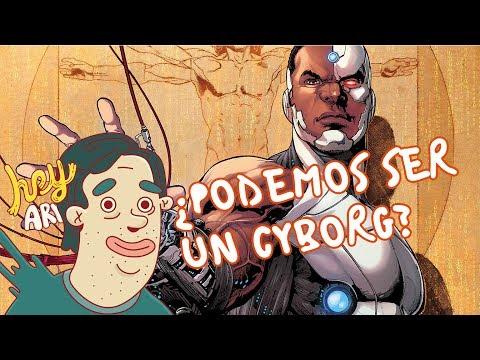¿Podemos ser Cyborgs? - Hey Arnoldo
