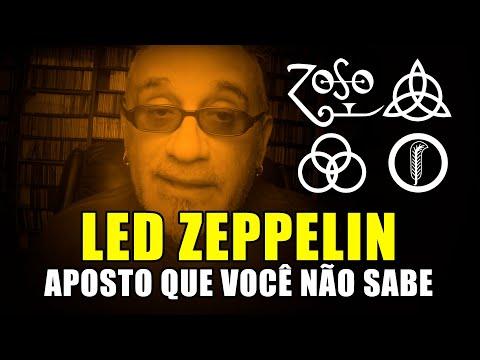 Led Zeppelin - Aposto que Você Não Sabe
