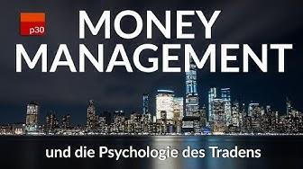 Psychologie des Tradens und Money Management
