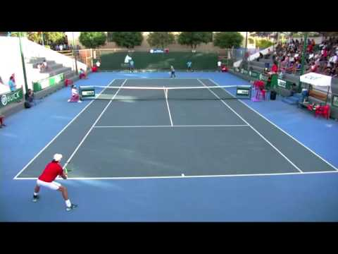 Final Singles Varonil Torneo Tennis BUICK 2017 Britania Chihuahua