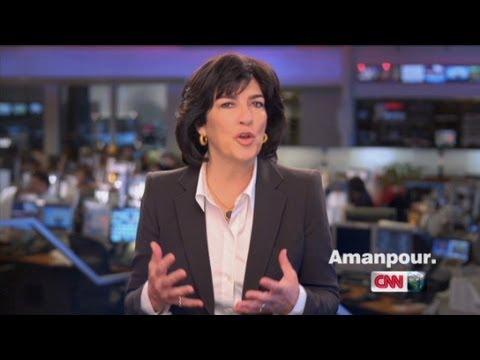 Christiane Amanpour returns to CNN