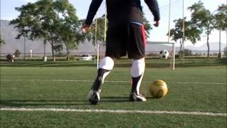 "Jay Jay Okocha ""the Okocha"" football soccer move"