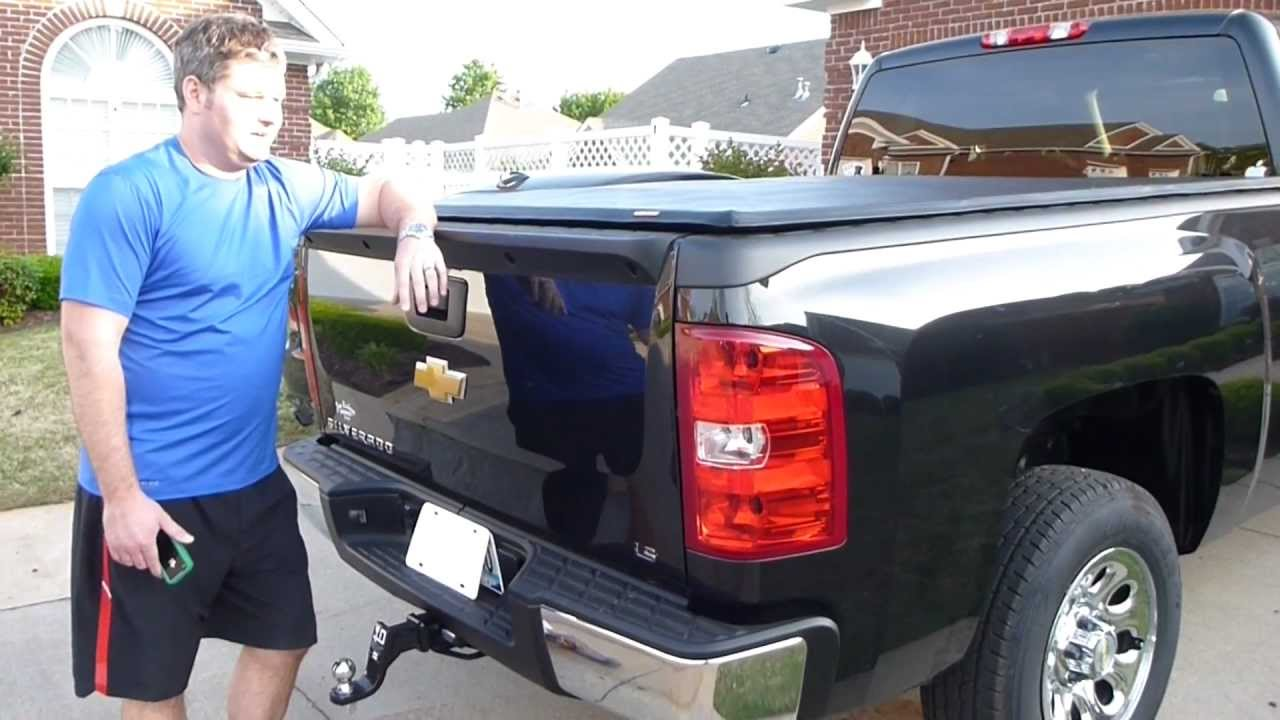 Rugged Liner Premium Vinyl Folding Tonneau Cover Review U0026 Opinions