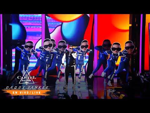 Daddy Yankee – Con Calma en Vivo (Premios lo Nuestro 2019)