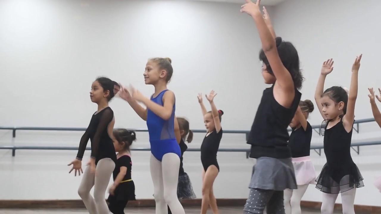 Festival de Ballet San José. Bienvenidos 2018