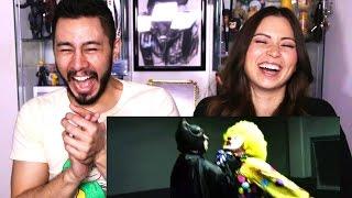 BATMAN INTERROGATION reaction by Jaby & Jen!