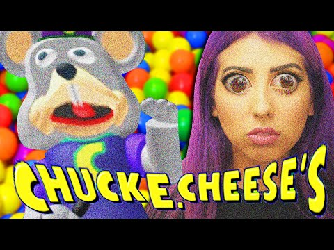 Yammy and Joey... TRY CHUCK E. CHEESE