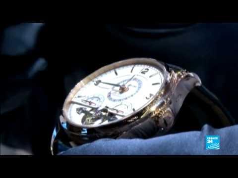 ca148172e39e4 أسعار الساعات السويسرية تزداد غلاءا! - YouTube