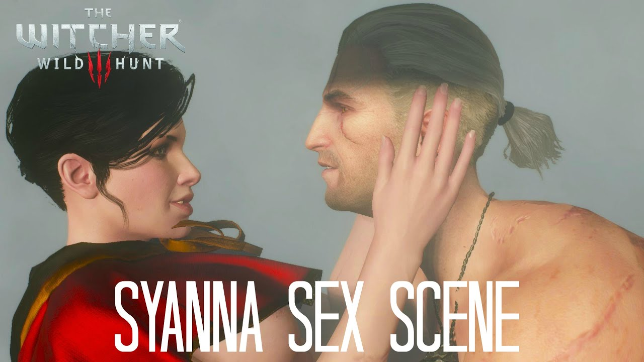 the witcher blood and wine syanna sex scene youtube