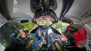 GoPro Fusion: Ken Block Trial Run at Oregon Trail Rally in 360º VR thumbnail