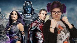 Reacción a trailer X-Men Apocalipsis