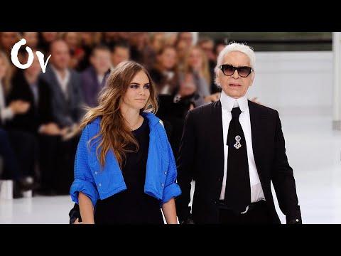 Chanel Muses Part 1 I Cara Delevingne, Kendall Jenner, ....
