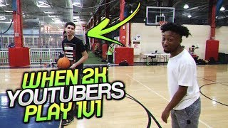 Video 2K YOUTUBERS PLAY IRL BASKETBALL!! GONE WRONG!! ( FIRST 99 OVERALL GEESICE, & MORE ) download MP3, 3GP, MP4, WEBM, AVI, FLV Juli 2018