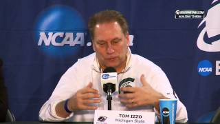 Michigan State Elite Eight Game Preview
