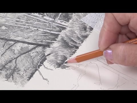 Landscape Drawing Basics