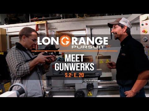 Long Range Pursuit   S2 E20  Meet Gunwerks