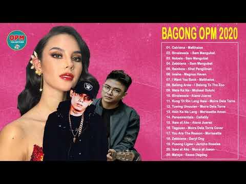 Bagong OPM Ibig Kanta 2020 Playlist - Matthaios, Skusta Clee, Michael Dutchi, Moira Dela Torre