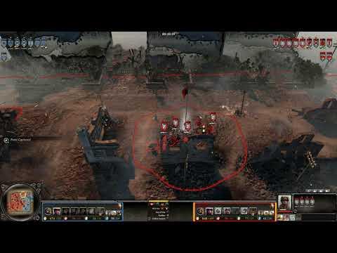 Company of Heroes 2 - Seismic Union Tournament 1 Match 4