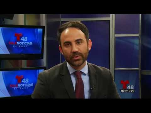 Telemundo 48 - David Saucedo Speaks at El Paso Hispanic Chamber of Commerce