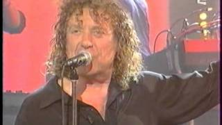 Robert Plant and the Strange Sensation - Takamba / Shine It All Around