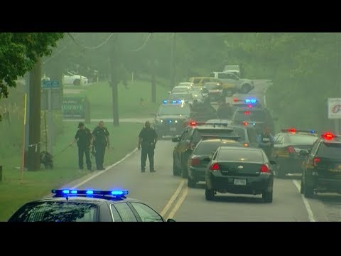 Low-speed chase through Hamilton County streets ends with arrest