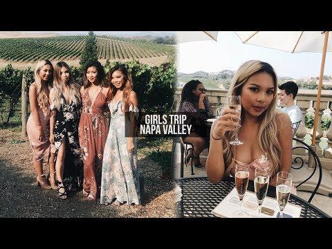 Girls Trip: Napa Valley | ashleyagustin