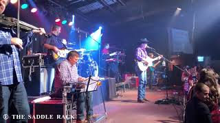 Tracy Byrd - Watermelon Crawl - Live at The Saddle Rack 2/4/2019