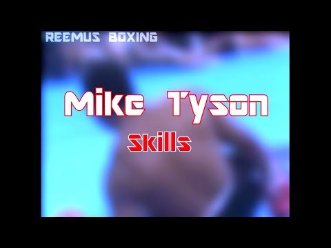 Art of Boxing: Mike Tyson - Skills (Boxing Style Technique)