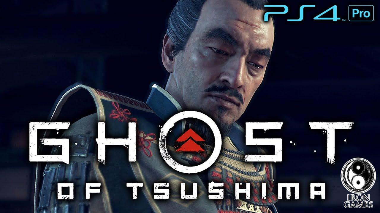 #40【Ghost of Tsushima/高画質】志村城への潜入!共闘を願って託す文:初見最高難易度【ゴーストオブツシマ】