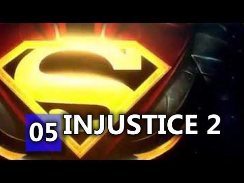 INJUSTICE 2 [PS4] (05) Wonder Woman i Supergirl