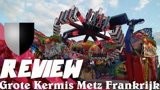 Review: Grote kermis Metz Frankrijk