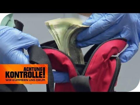 Geldbündel aus Eritrea: Was viel aussieht, muss nicht viel sein! | Achtung Kontrolle | kabel eins