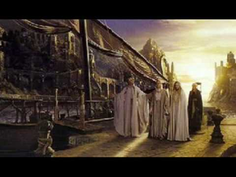 Bilbo's Last Song - music by Donald Swann, from
