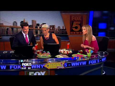 Lisa G WNYW FOX New York 08 26 15 5 6 PM
