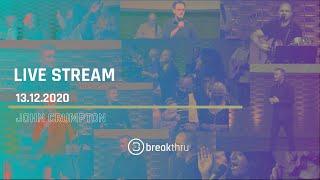 13 December 2020 || Sunday Live Stream