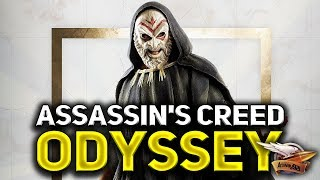 Стрим - Assassin's Creed Odyssey - Прохождение Часть 18 - Добиваем Культ Космоса