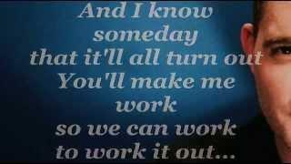 Michael Bublé Haven't Met You Yet Lyrics