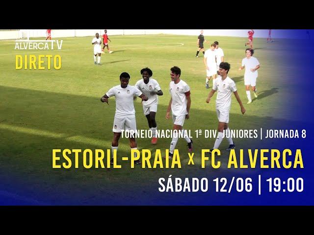 DIRETO   Estoril-Praia x FC Alverca