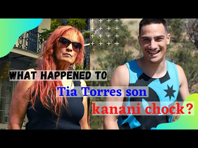 Tia Torres Son Died Meet Her Other Kids And Grandkids Youtube