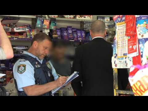 Drugs and Tobacco Found During Sydney Smuggling Raids (2)