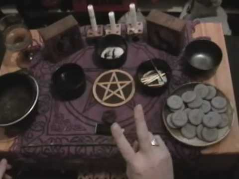 003 - Altar Tools & Ritual Structure - Part 3