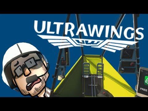 VR Motion Sickness Training - Ultrawings - Flight Sim