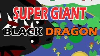 MOPE.IO // SUPER GIANT BLACK DRAGON // EXPERIMENTAL