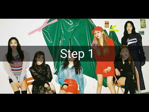 [HOW TO RAP](G)I-DLE ((여자)아이들 - LATATA with easy lyrics