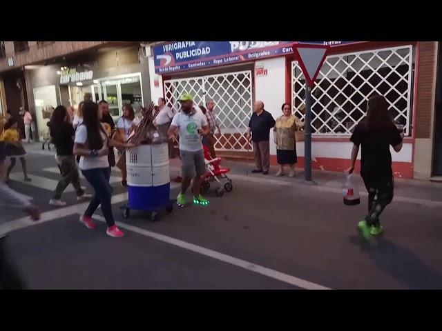 Peña @rrobaUvas - Fiestas del Vino Valdepeñas 2017