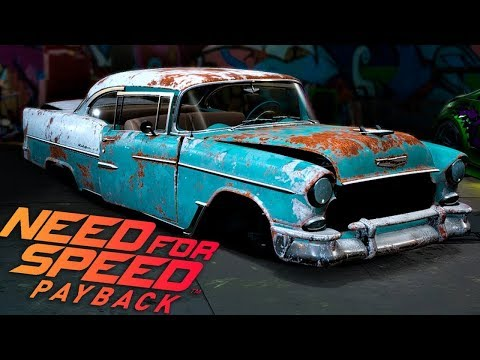 Chevrolet BEL AIR 1955 Need for Speed Payback #17