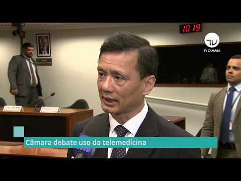 Deputados avaliam possibilidade de uso da telemedicina para expandir redes médicas - 05/11/19