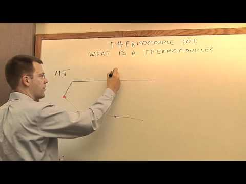Thermocouple 101: What is a Thermocouple? - YouTube